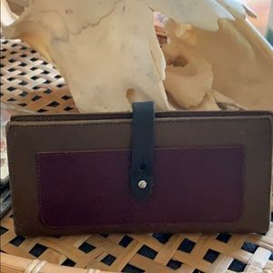 Madewell Leather Wallet